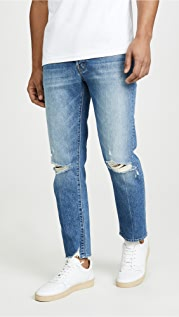MOTHER The Chaser Ankle Denim Jeans