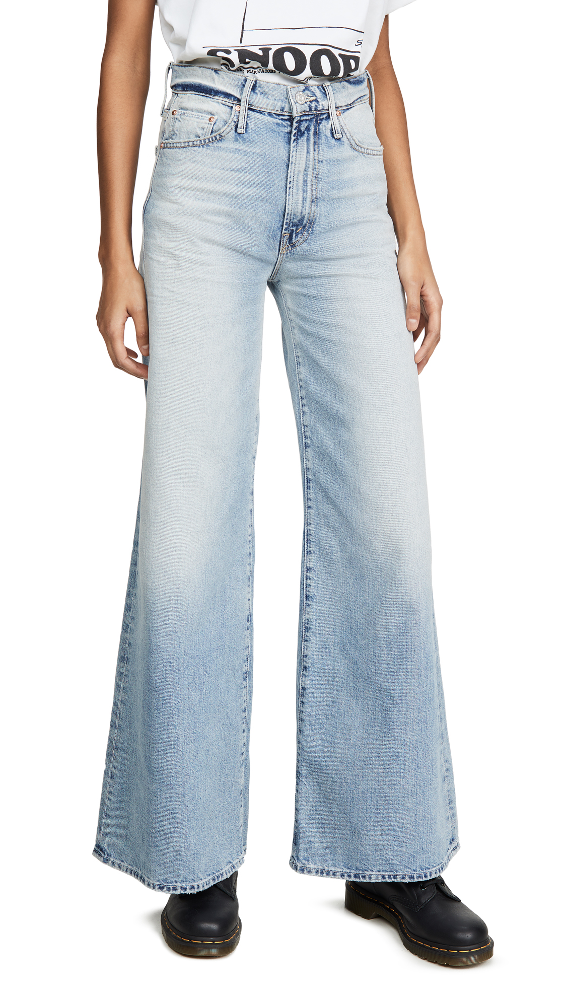 Buy MOTHER online - photo of MOTHER The Undercover Jeans