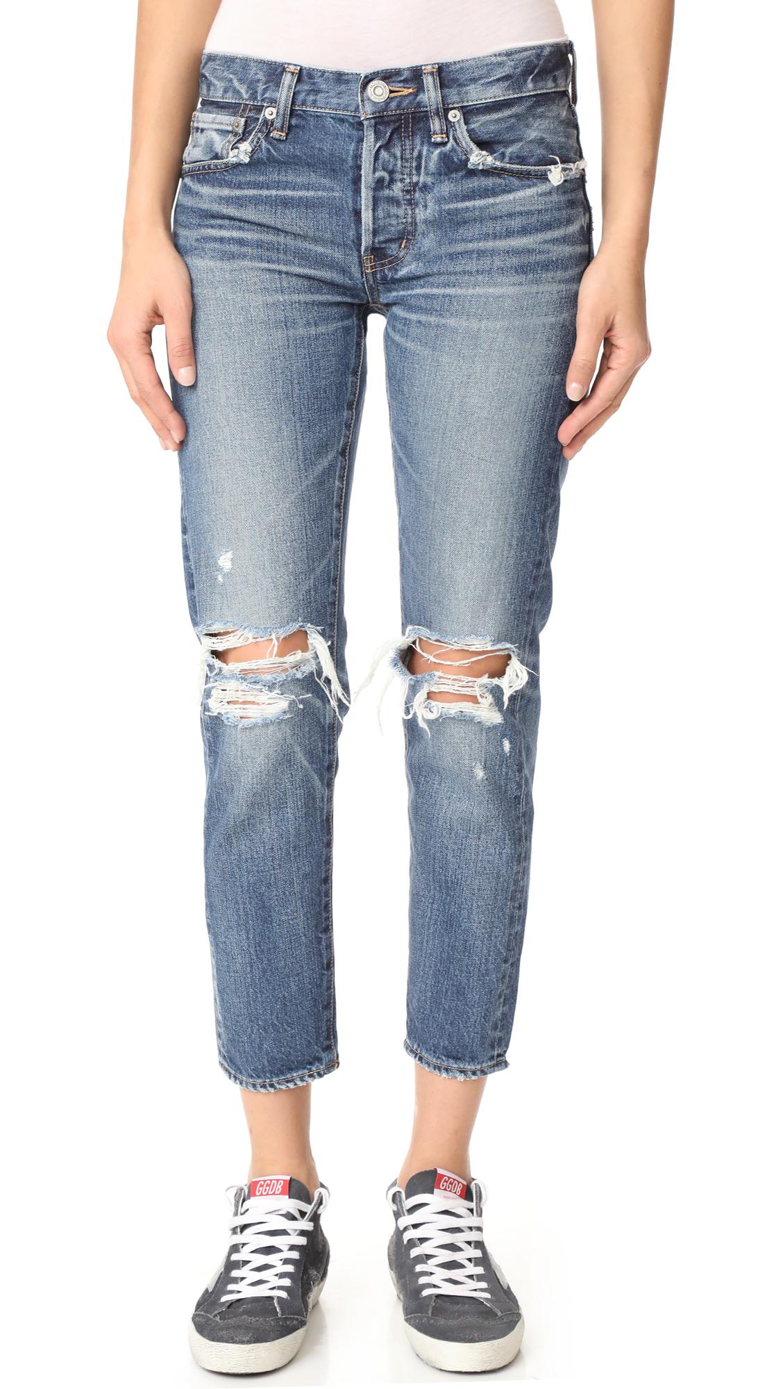 MOUSSY VINTAGE LMV Latrobe Tapered Jeans