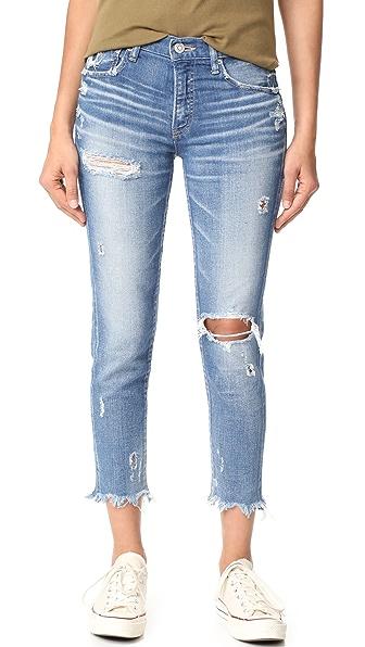 MOUSSY iSKO Comfort Ridegewood Skinny Jeans