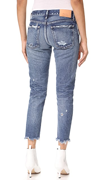 MOUSSY MV Kelly Tapered Jeans