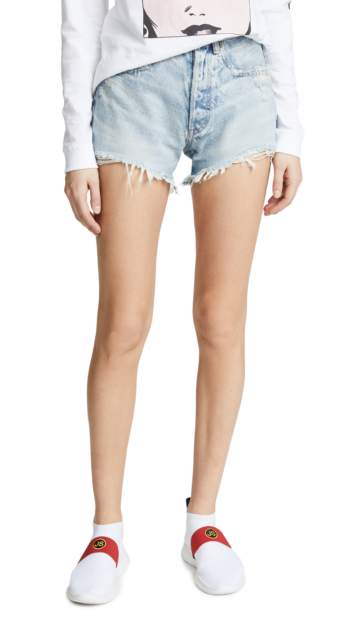 MOUSSY VINTAGE MV Etna Shorts
