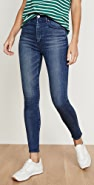 MOUSSY VINTAGE Willows Rebirth Skinny Jeans