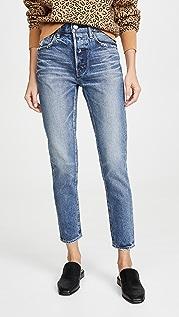 MOUSSY VINTAGE Moskee Tapered-HI Jeans