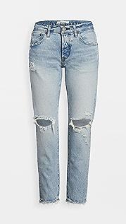 MOUSSY VINTAGE MV Yardley Tapered Jeans