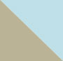 Pale Blue/Silver Glitter
