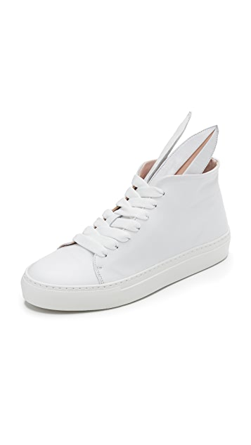 Minna Parikka Bunny Sneakers