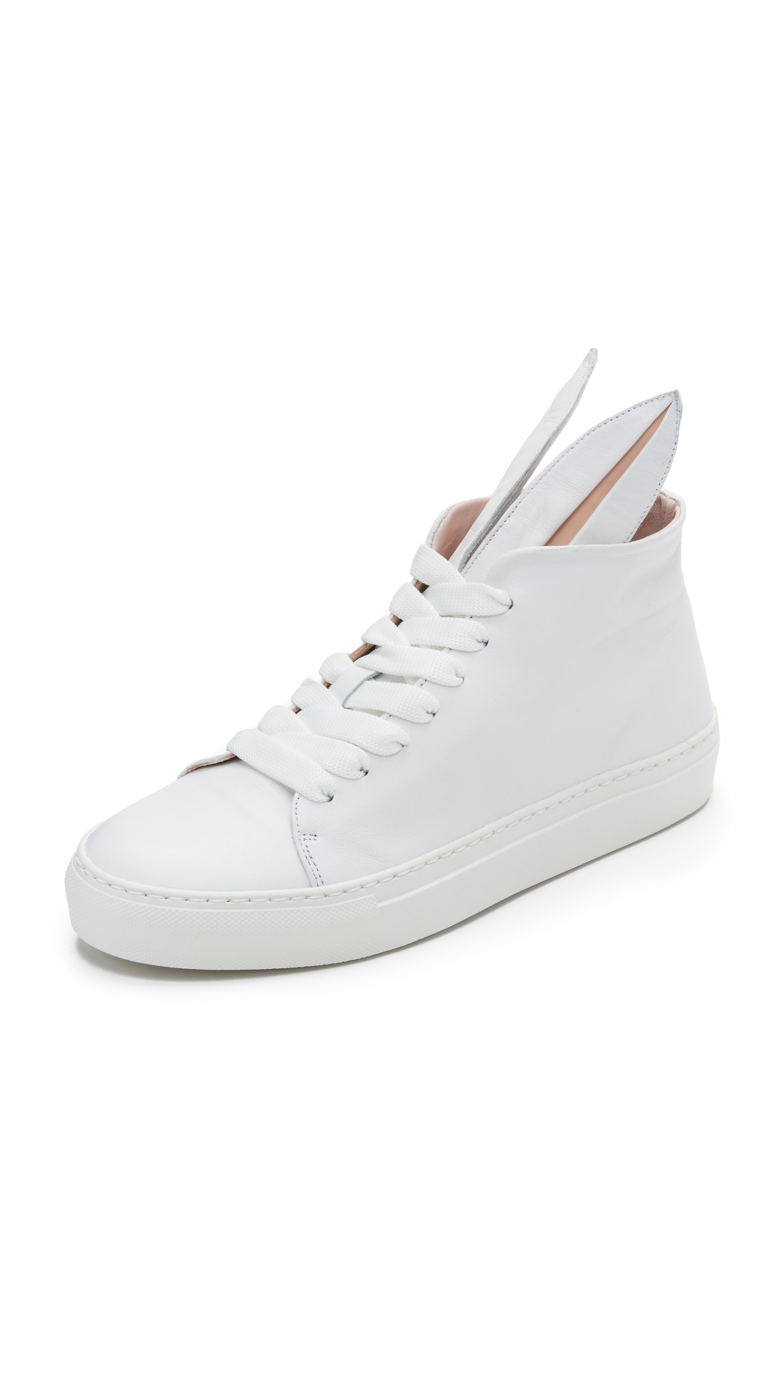 Minna Parikka Bunny Sneakers - White