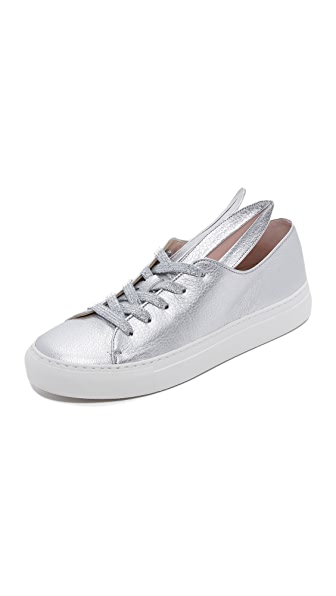 Minna Parikka All Ears Sneakers - Silver