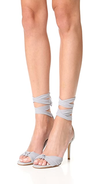 Marion Parke Lane Wrap Sandals