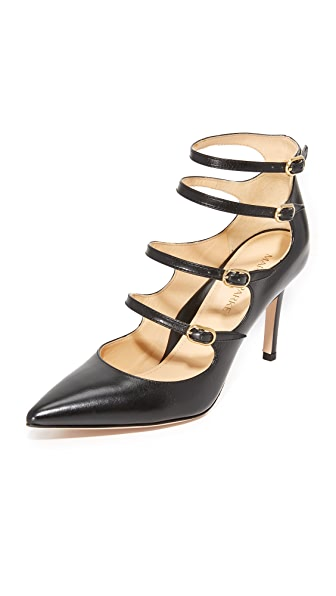 Marion Parke Mitchell Pumps - Black
