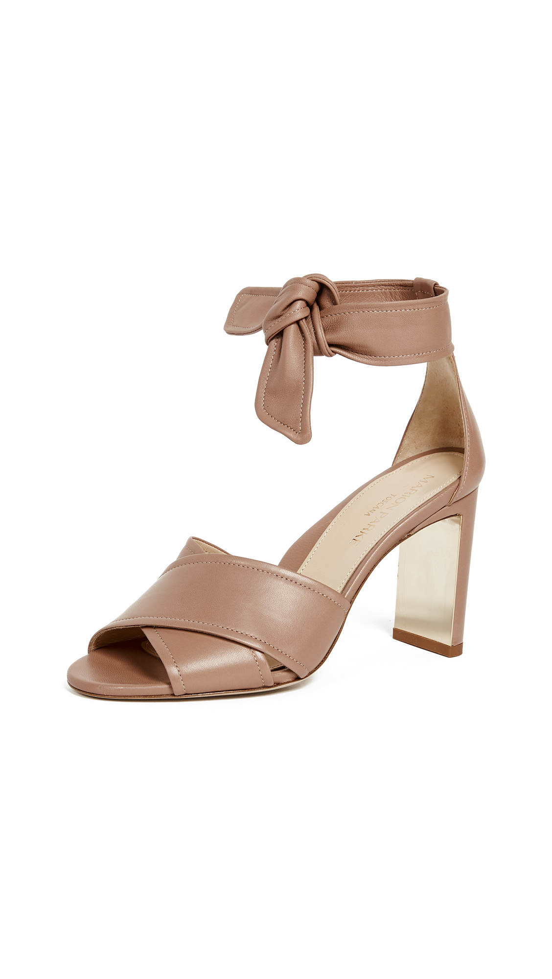 Marion Parke Leah Sandals - Blush