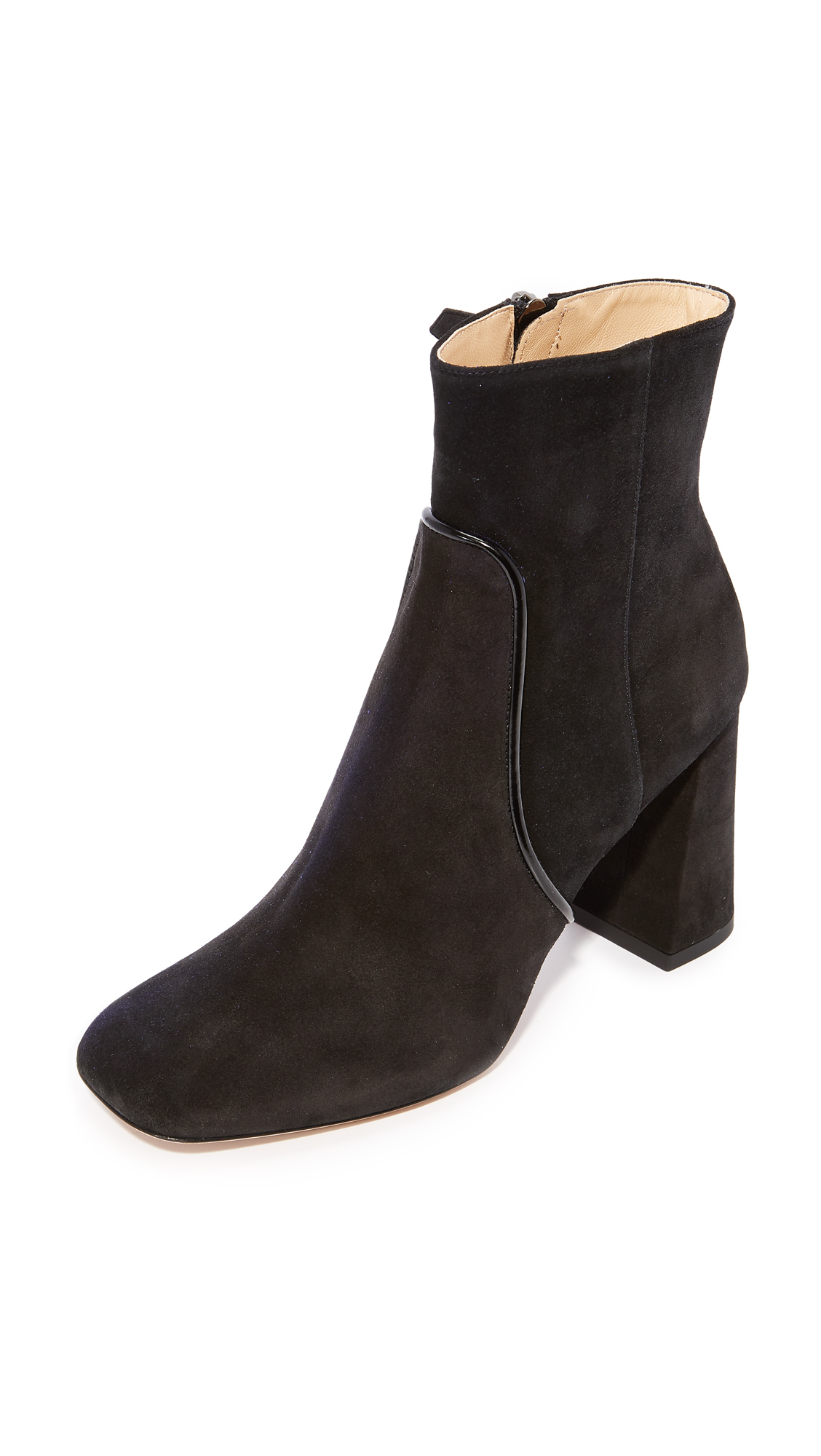 Marion Parke Chrissie Booties - Black