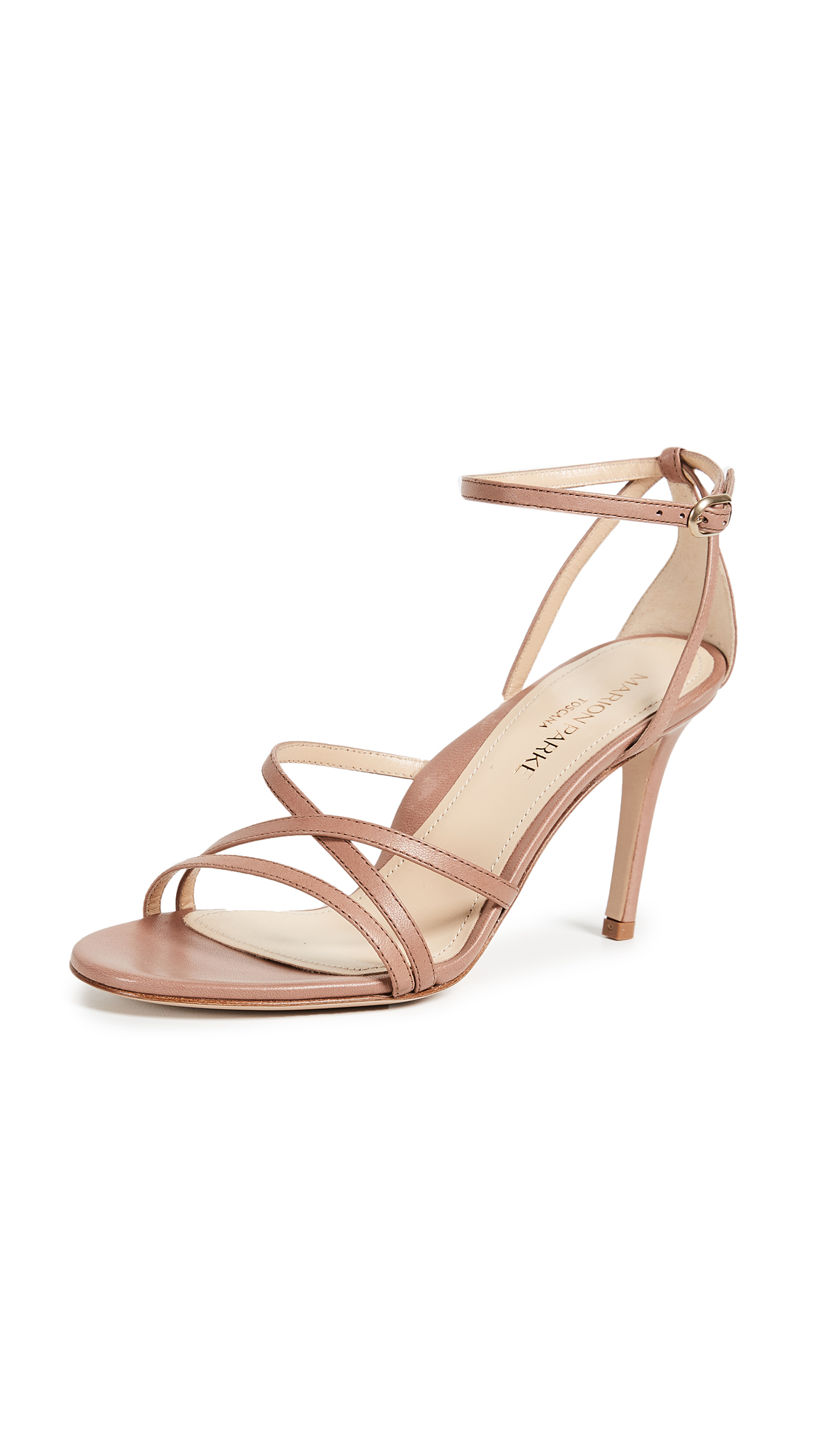 Marion Parke Lillian Sandals - Blush