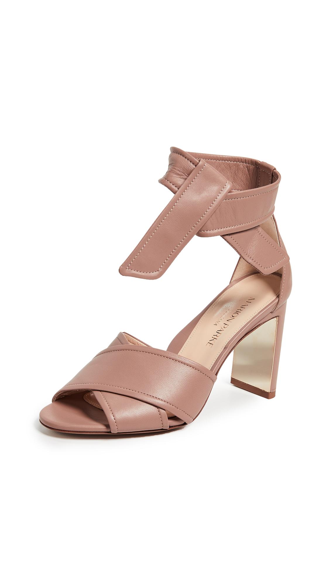 Marion Parke Leah Sandals - Blush