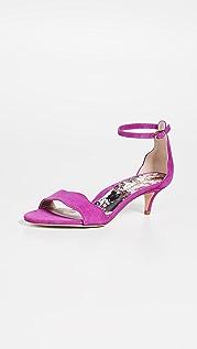 Marion Parke Raven Naked 凉鞋