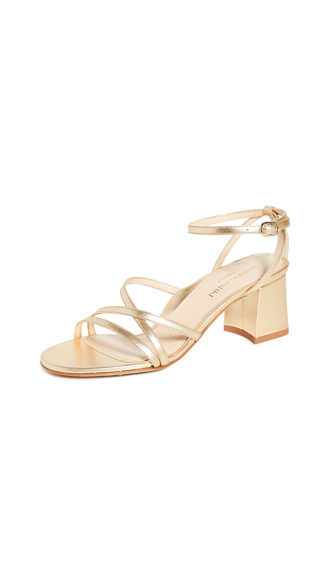 Buy Marion Parke Bianca 60mm Sandals online, shop Marion Parke