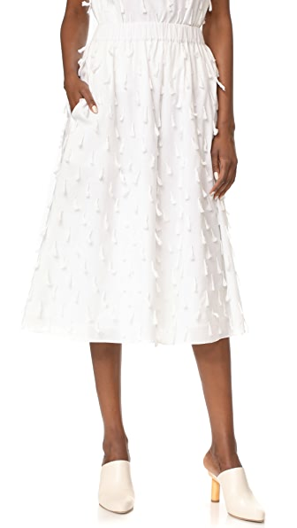 M.PATMOS Claudette Cotton Skirt