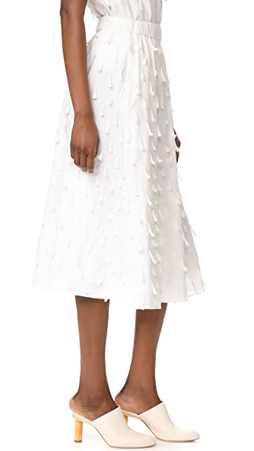 M.PATMOS Claudette Cotton Skirt