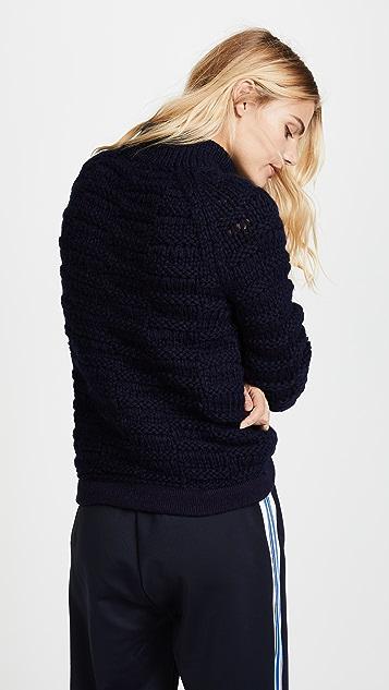 M.PATMOS Albert Funnel Neck Sweater