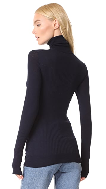 M.PATMOS Monty Turtleneck Sweater
