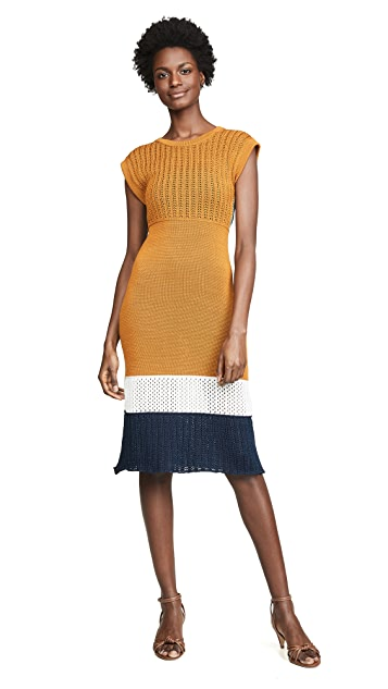 M.PATMOS Sakonet Knit Dress