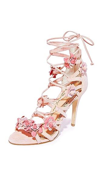 Marchesa Gianna Caged Sandals