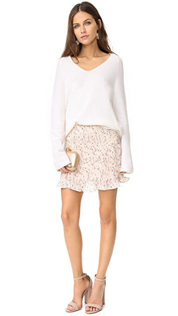 Moon River Pleated Skirt