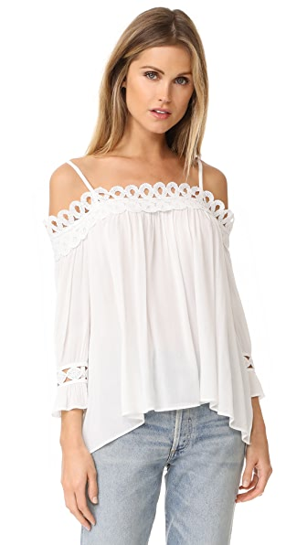 Moon River Off Shoulder Blouse