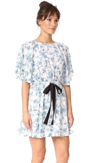 Moon River Waist Bonded Dress