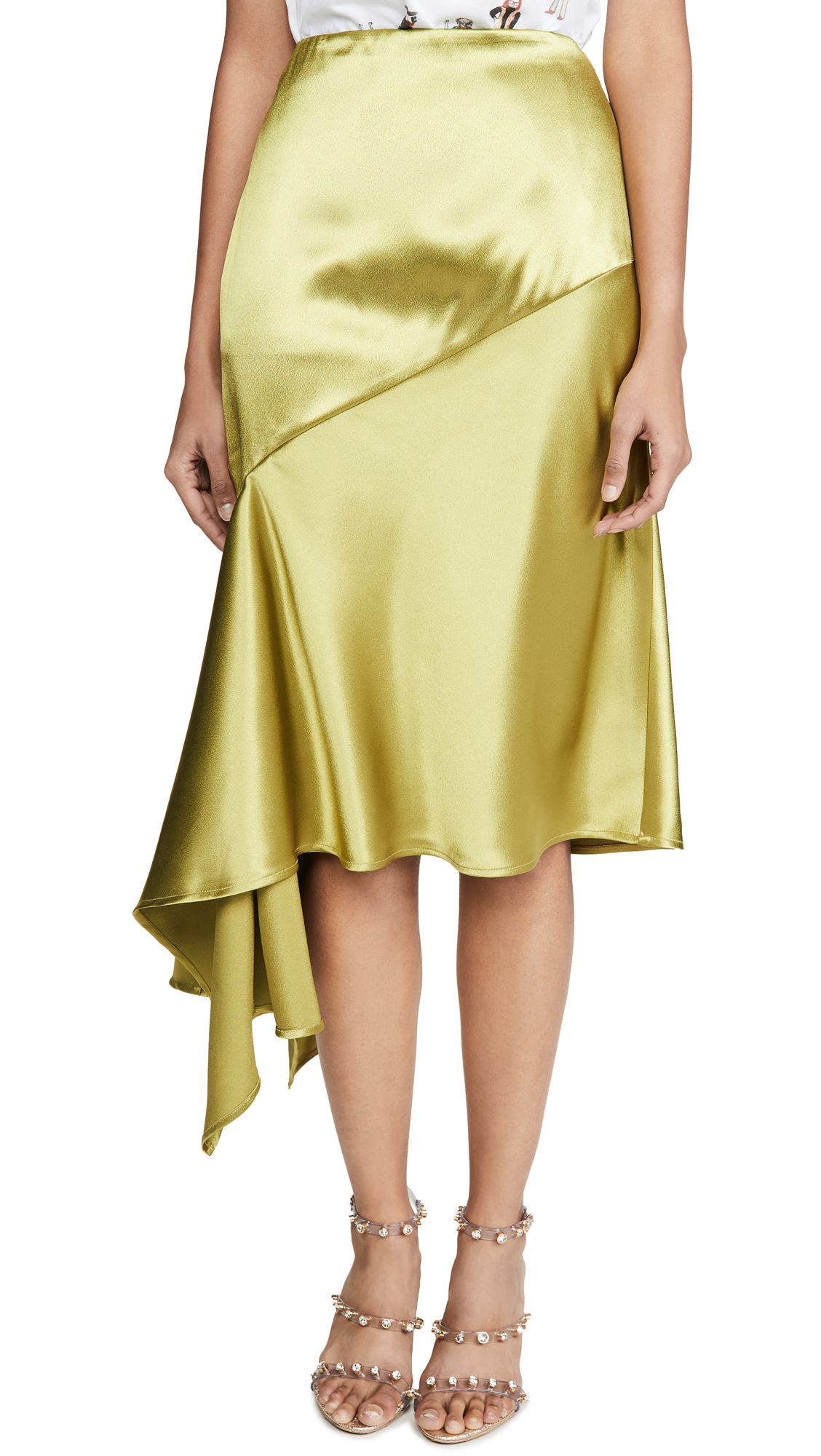 Buy Moon River online - photo of Moon River Olive Skirt
