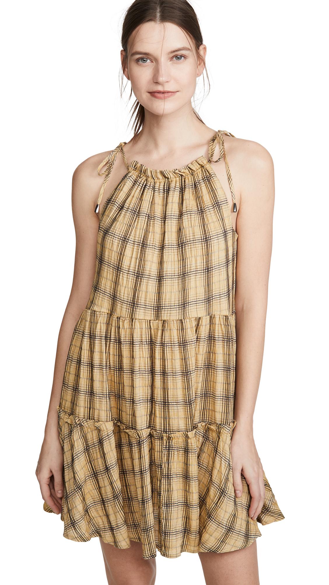 Buy Moon River Plaid Mini Dress online beautiful Moon River Clothing, Dresses