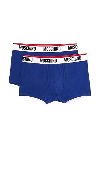 Moschino Bipack Trunks