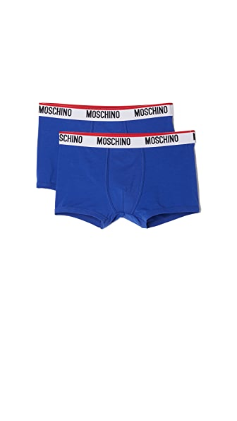 Moschino Bipack Trunks