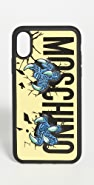 Moschino Logo Claws X / XS iPhone Case