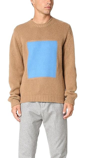 MSGM Block Sweater