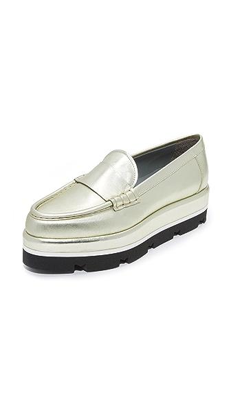 MSGM Platform Loafers
