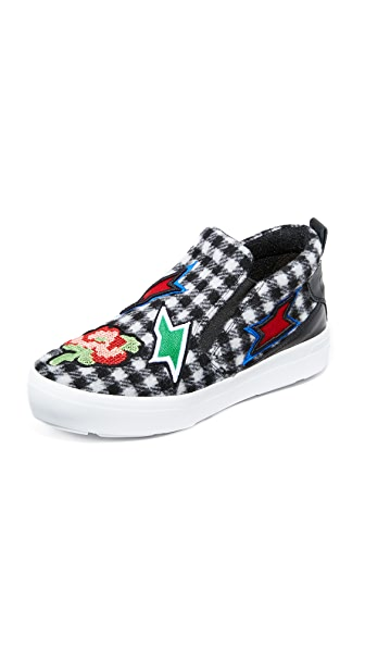 MSGM Ollie Slip On Sneakers at Shopbop