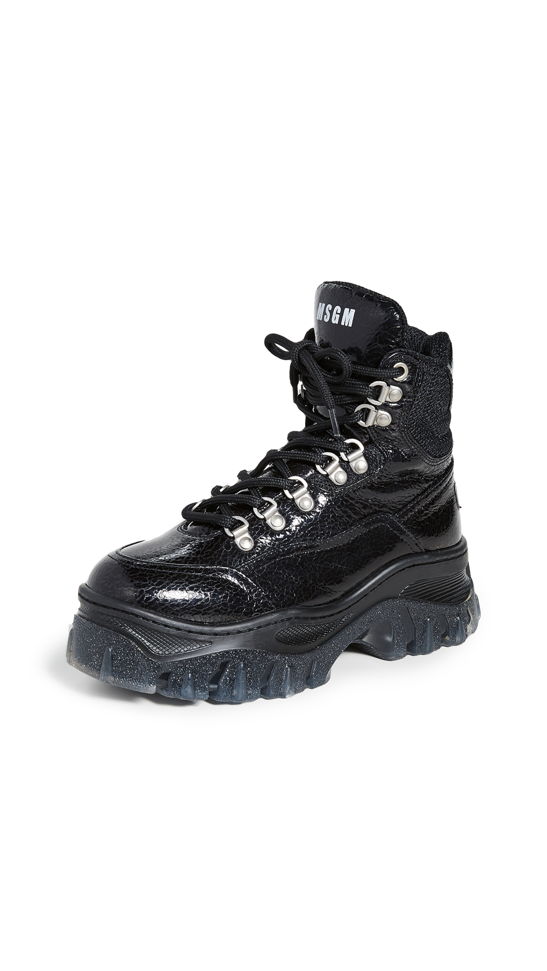 Buy MSGM online - photo of MSGM Hiking Boots