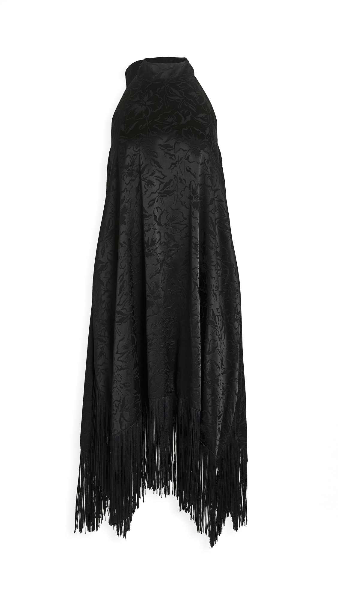 Photo of MSGM Sleeveless Fringe Dress - shop MSGM Clothing, Dresses online
