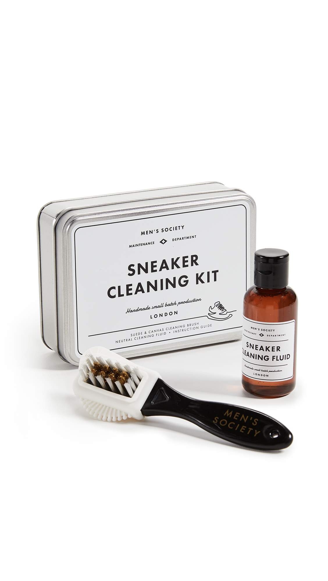 Men's Society Sneaker Cleaning Kit