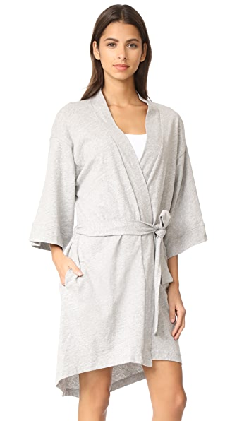 Maison du Soir Florence Robe - Light Heather Grey