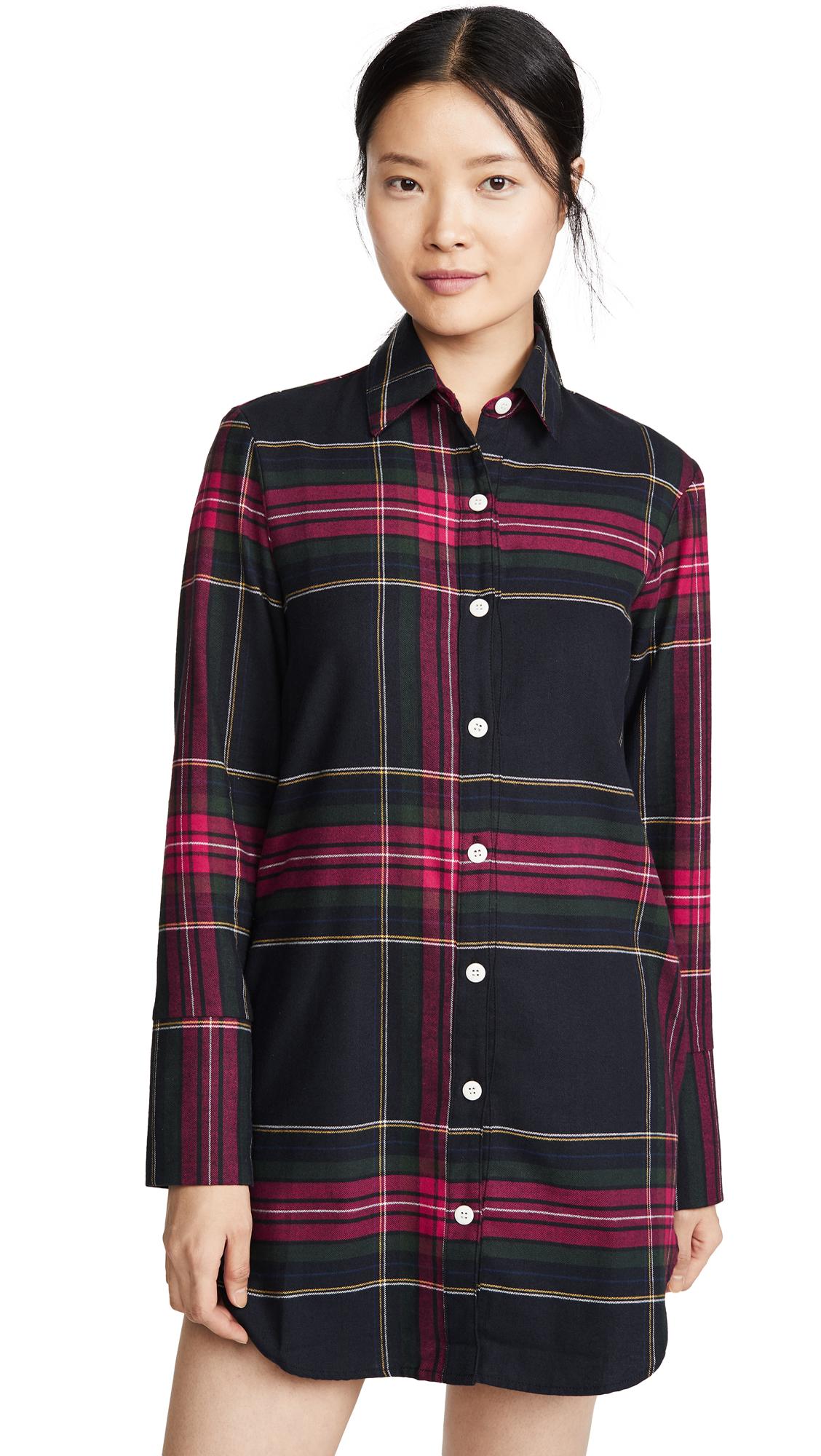 Buy Maison du Soir online - photo of Maison du Soir Sam Sleep Shirt