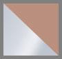Glass/Silver/Cinnamon