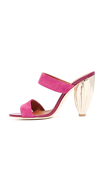 Malone Souliers Lacey Mules