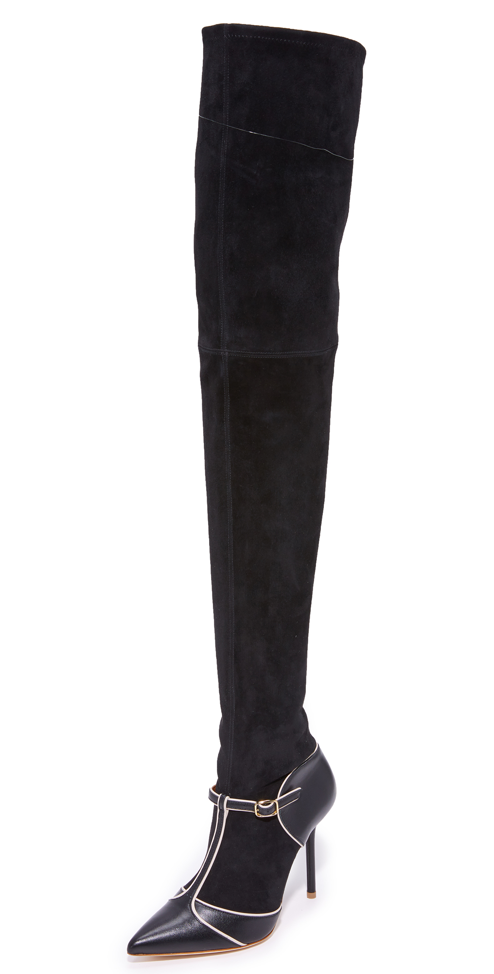 Sadie Over the Knee Boots Malone Souliers
