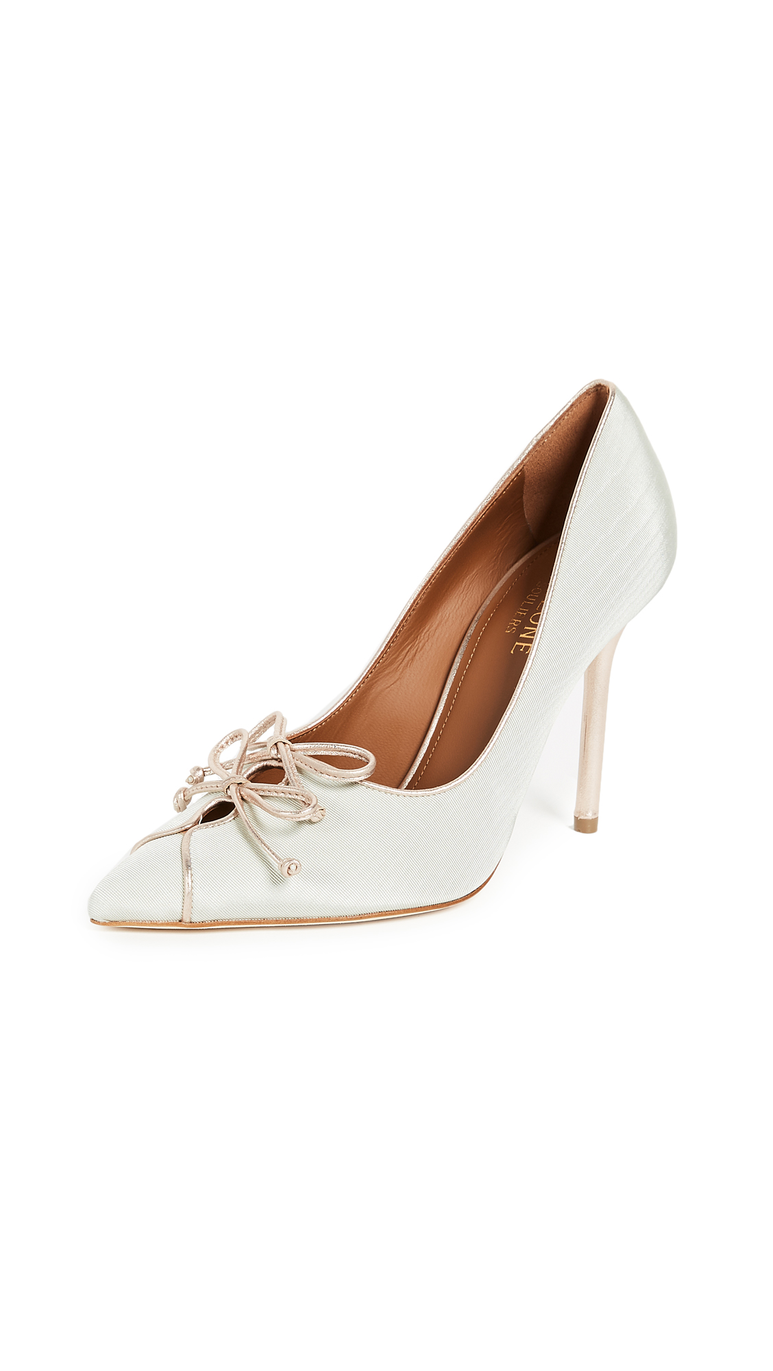Malone Souliers Vanessa Pumps - Ice