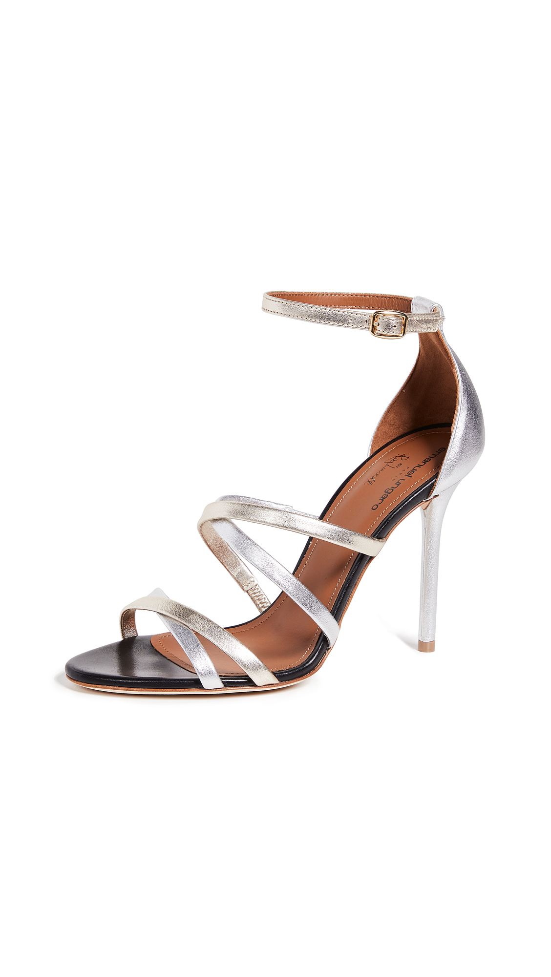 Malone Souliers by Roy Luwolt Cindy 100 Emanuel Ungaro Sandals
