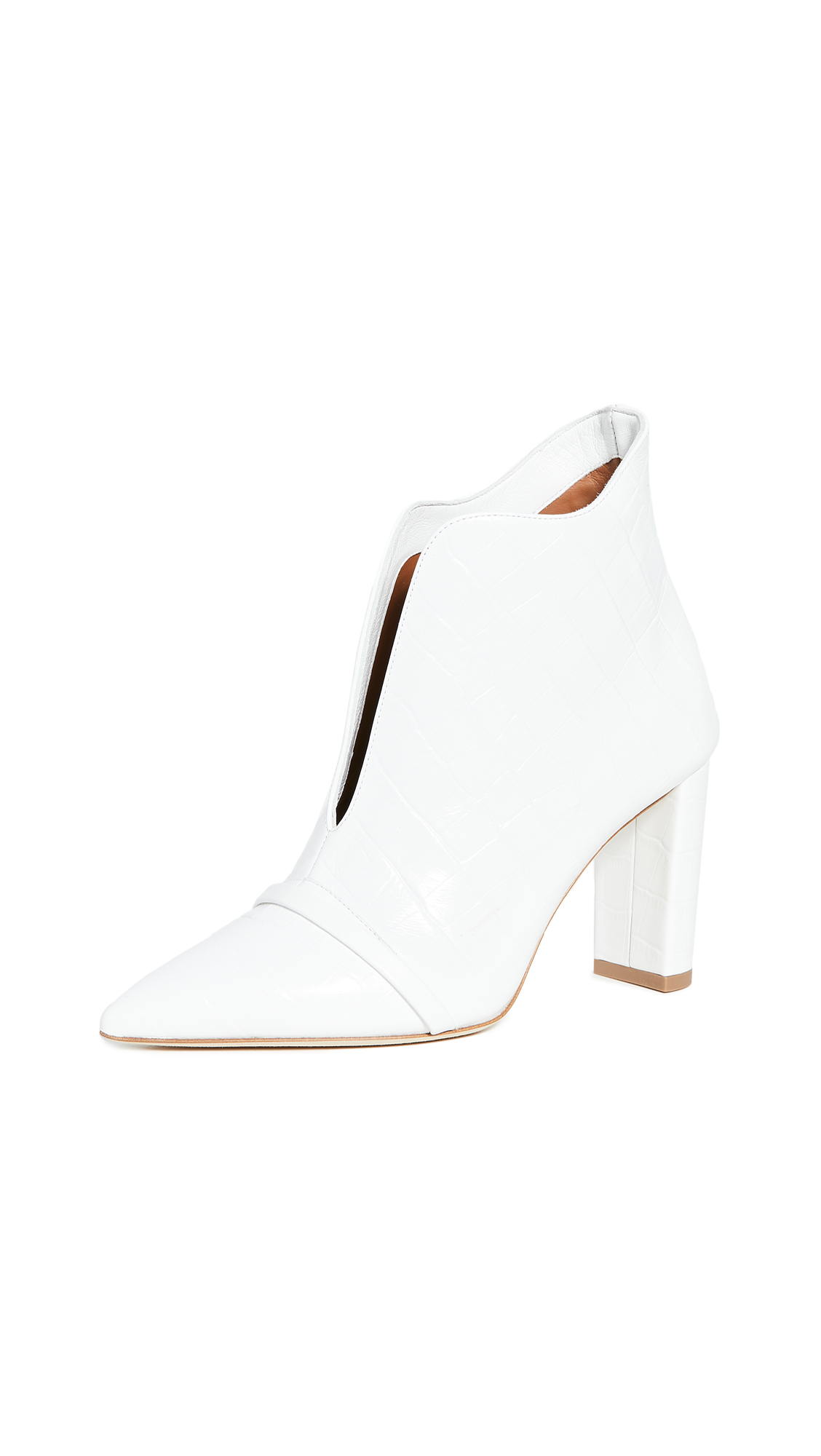Buy Malone Souliers Clara Booties 85mm online, shop Malone Souliers