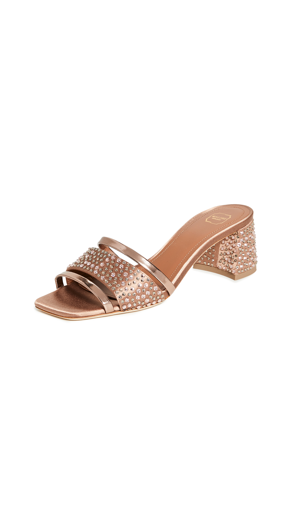 Malone Souliers Rosa Mules 45mm - 40% Off Sale
